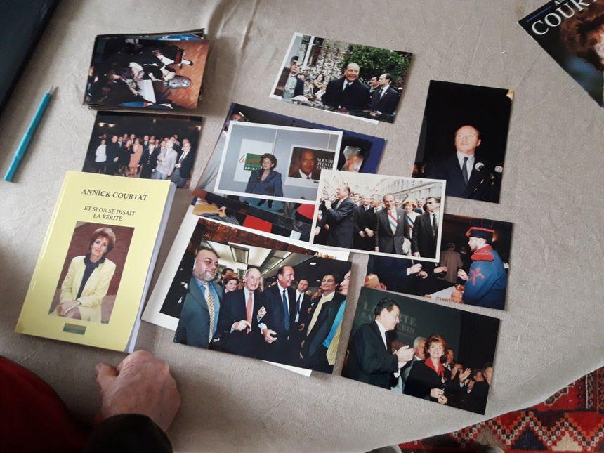 Annick Courtat ne pourra pas se rendre aux obsèques nationales de l'ancien chef de l'Etat