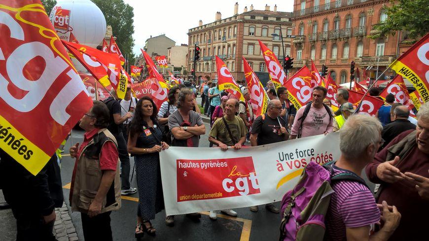 ARCHIVES - Les syndicats appellent à la mobilisation contre le projet de réforme des retraites.