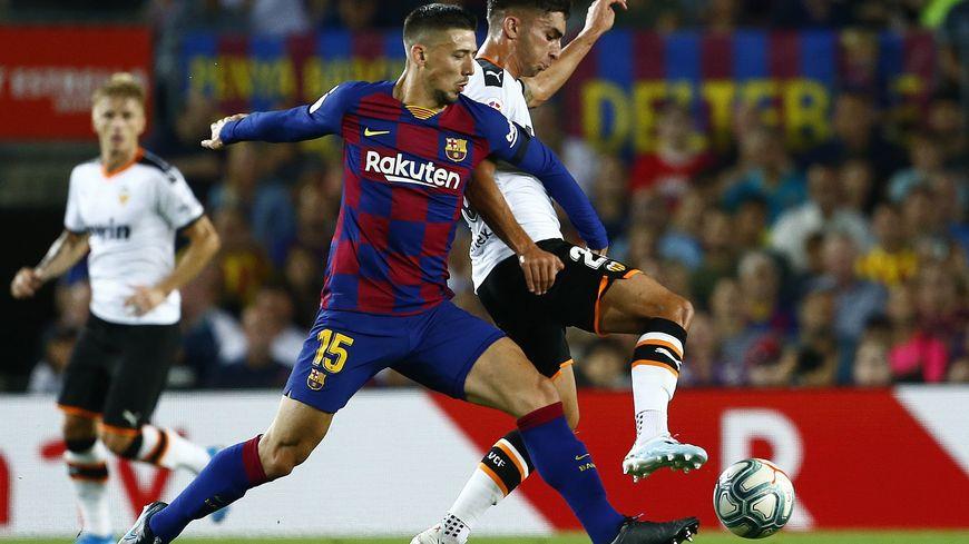 Clément Lenglet porte désormais les couleurs du FC Barcelone