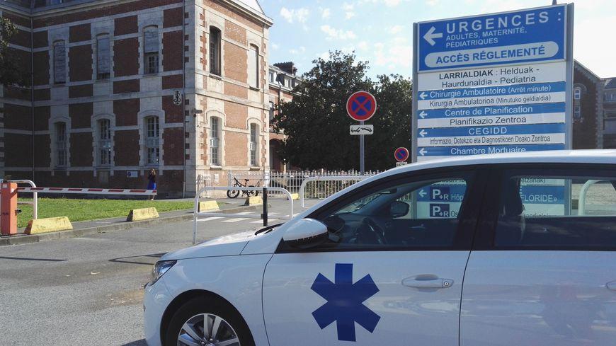 Le joueur de Cambo a été opéré au centre hospitalier de la Côte Basque à Bayonne