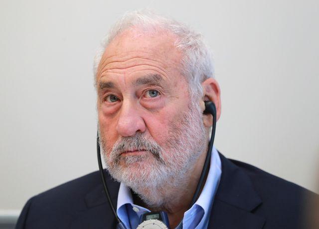 Joseph Stiglitz, à Paris, le 19 septembre.