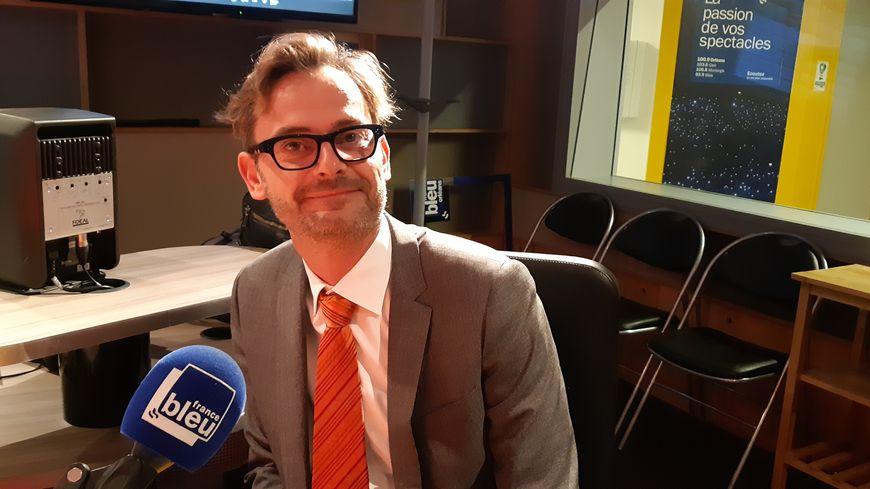 Jean-Yves Douchez, le Haut-Commissaire à la lutte contre la pauvreté en Centre Val de Loire