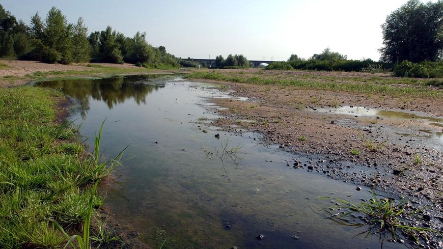 D'autres cours d'eau d'Indre-et-Loire pourraient rejoindre la longue liste des restrictions et interdictions de prélèvements