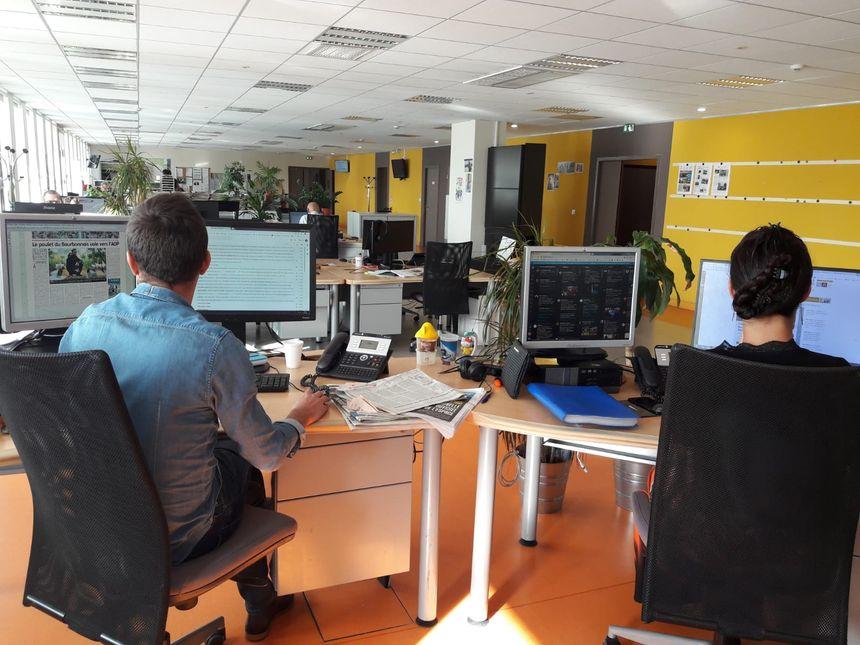 Lamontagne.fr , c'est deux millions de visiteurs uniques par mois