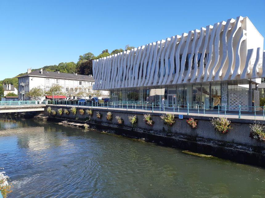 La médiathèque La Page, quai François Mitterrand, comptabilise 80.000 passages par an