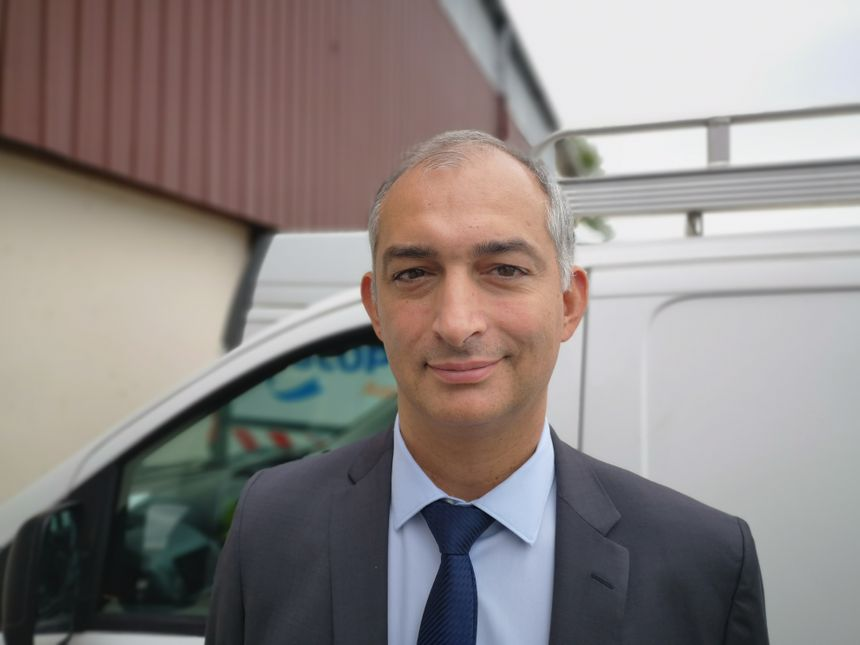 Lionel Recorbet, PDG de SFR-ftth (fiber to the home)