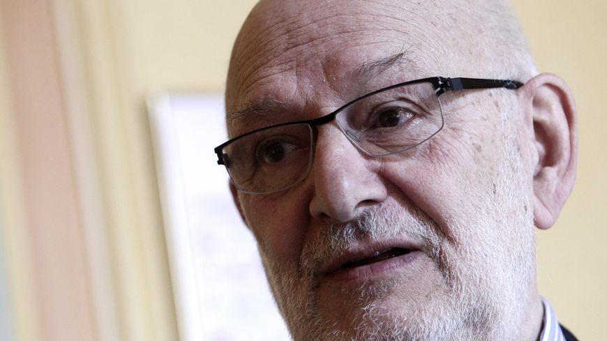 """Marc Censi, l'ancien président de la région Midi-Pyrénées """"très peiné"""" après la mort de Jacques Chirac."""
