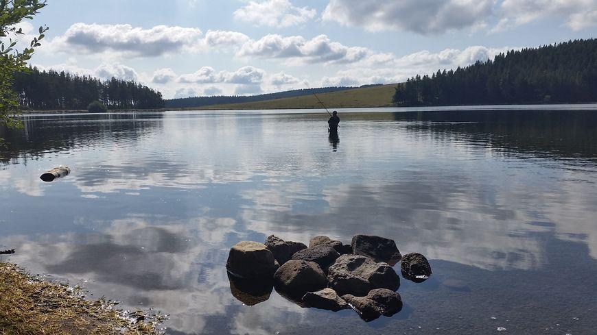 Le lac Servières