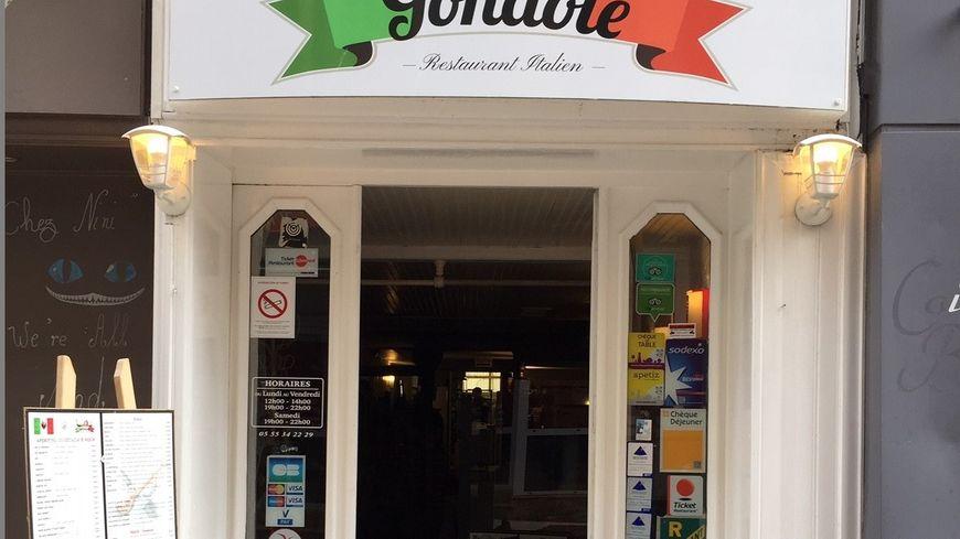 Un repas à La Gondole c'est aussi s'offrir un voyage en Italie sans quitter Limoges!