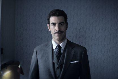 """Image de la mini-série """"The Spy"""" avec Sacha Baron Cohen"""