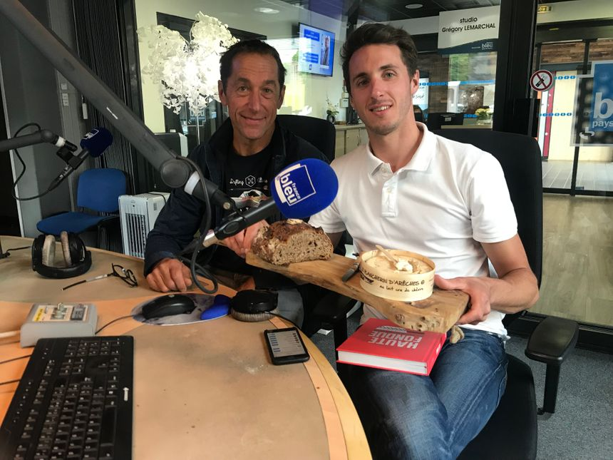 Jacques et Marc Dubouloz
