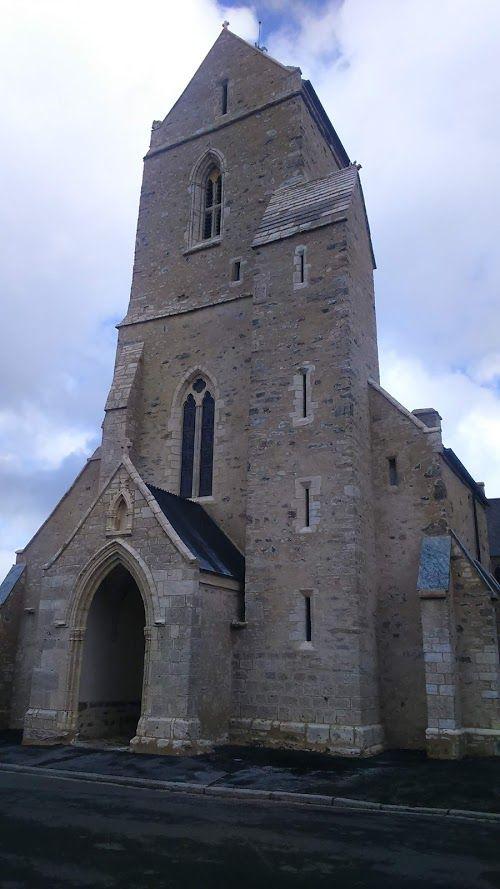 l'église et le clocher