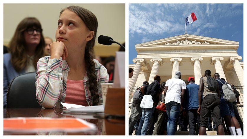 1/ Climat/ GIEC : une expertise entre sciences et politique ? 2/ France/ immigration : un débat de circonstance ?