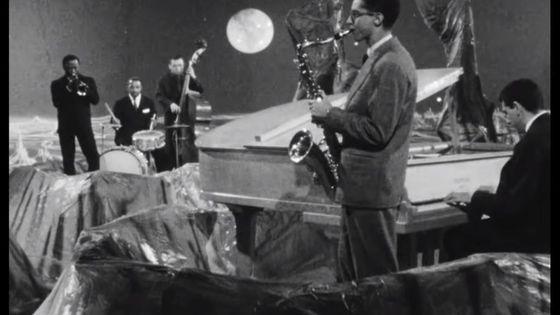 Les premières images de Miles Davis à la télé