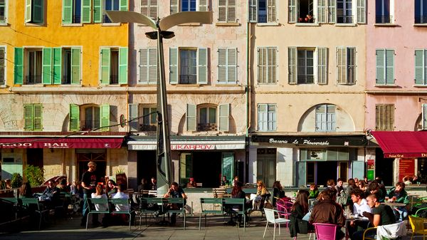 Marseille de la pizza à la haute cuisine !