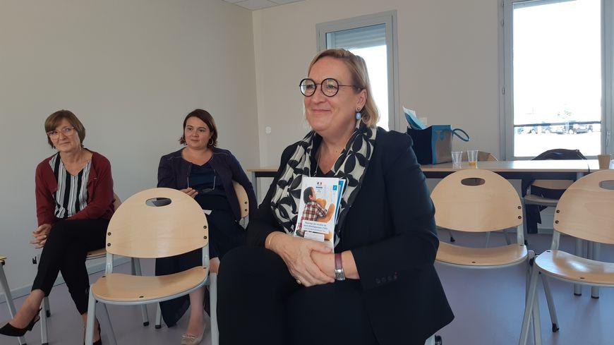Claire Compagnon, déléguée interministérielle en charge de la question de l'autisme