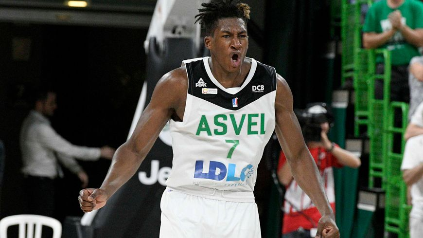 Alpha Kaba nouveau joueur du Boulazac Basket Dordogne