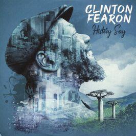 """Pochette de l'album """"History say"""" par Clinton Fearon"""