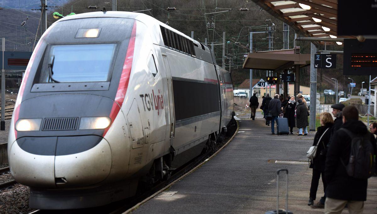 Grève à la SNCF : les perturbations en Franche-Comté