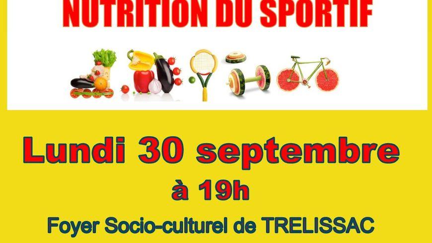 Affiche Conférence à Trélissac