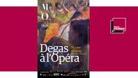 """[EXPOSITION] """"Degas à l'Opéra"""" au musée d'Orsay du 24 Septembre 2019 au 19 Janvier 2020"""