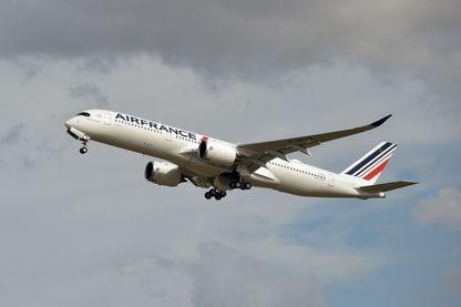 Un Airbus 350 d'Air France