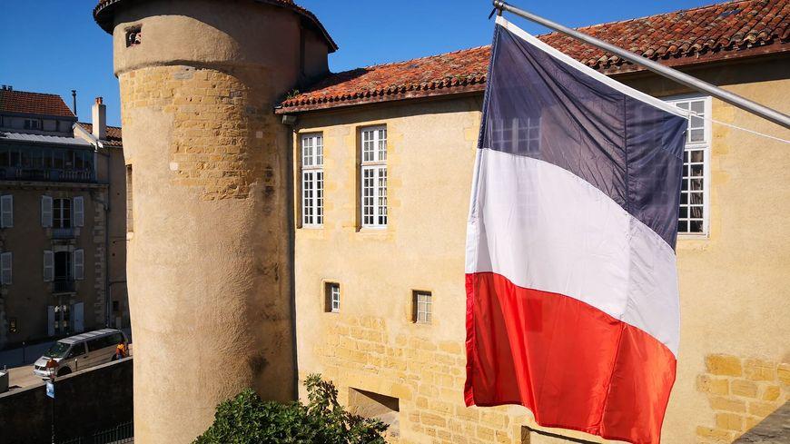 Château Vieux à Bayonne