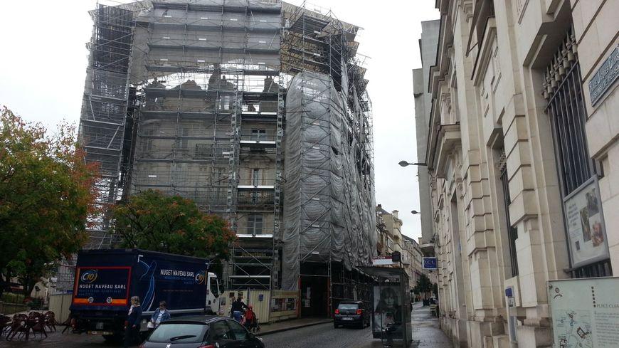 L'immeuble de la Maison des Forestines, à Bourges, enfin vendu