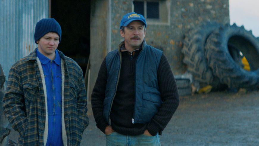 Le film a été tourné dans une ferme en Mayenne