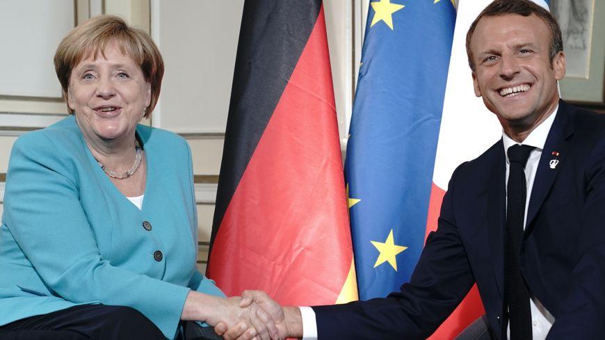 Angela Merkel, la chancelière allemande et Emmanuel Macron, le président de la République français seront à Toulouse le 16 octobre.