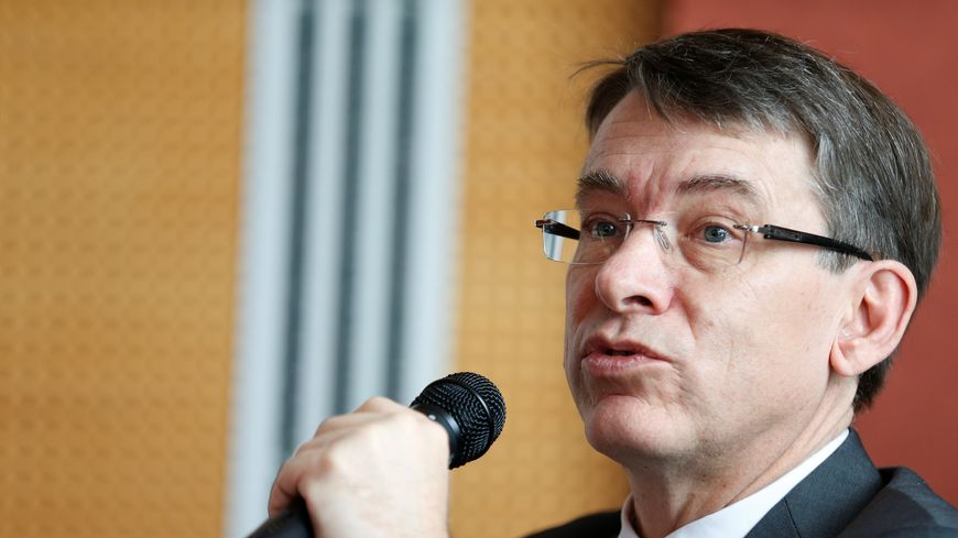 Emmanuel Barbe, délégué interministériel à la Sécurité routière.