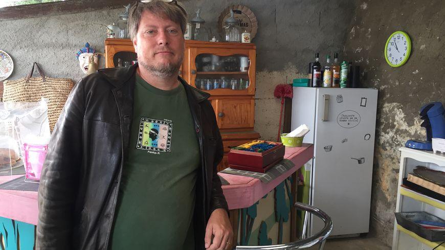 Erwann Briand est le nouveau responsable de la communauté depuis près d'un an