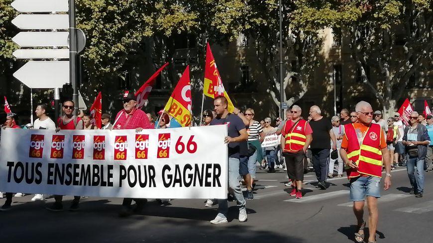 La CGT a donné de la voix contre la réforme des retraites