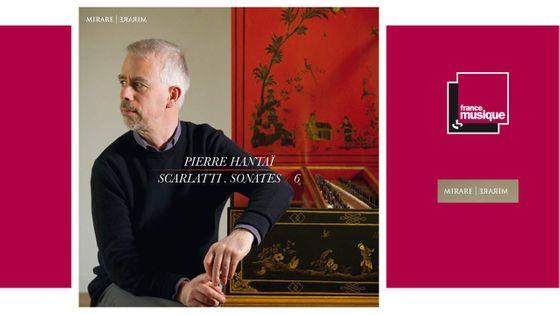 Scarlatti. Sonates/6 - Pierre Hantaï
