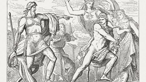 Épisode 2 : Civiliser l'insulte en Grèce ancienne