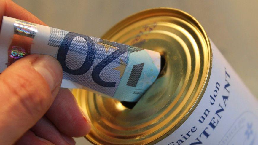 Les habitants des Hauts-de-France donnent en moyenne 175 euros par an