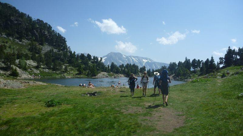 Le site du Lac Achard
