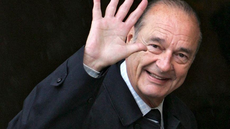 Jacques Chirac est mort ce jeudi à l'âge de 86 ans.