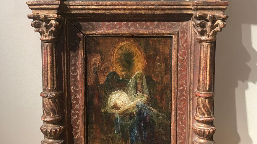 Salomé portant la tête de Saint Jean-Baptise de Pierre-Amédée Marcel-Béronneau est la nouvelle acquisition du musée Sainte-Croix de Poitiers