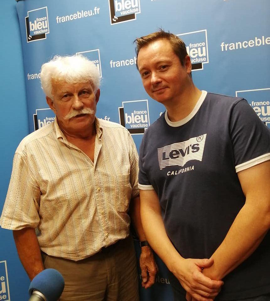 Jean-Noel Haut et Pascal Poulain