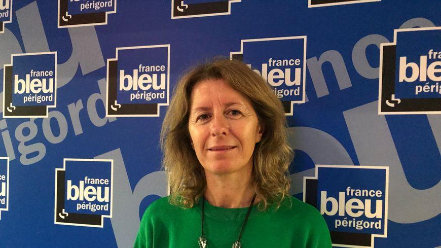 Valérie de Pauw, délégué aux droits des femmes et à l'égalité femme-homme en Dordogne