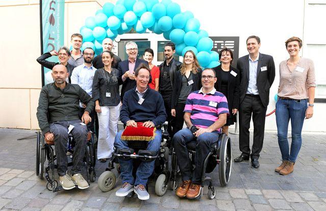 Vance Bergeron lauréat de la médaille de l'innovation 2019 du CNRS.