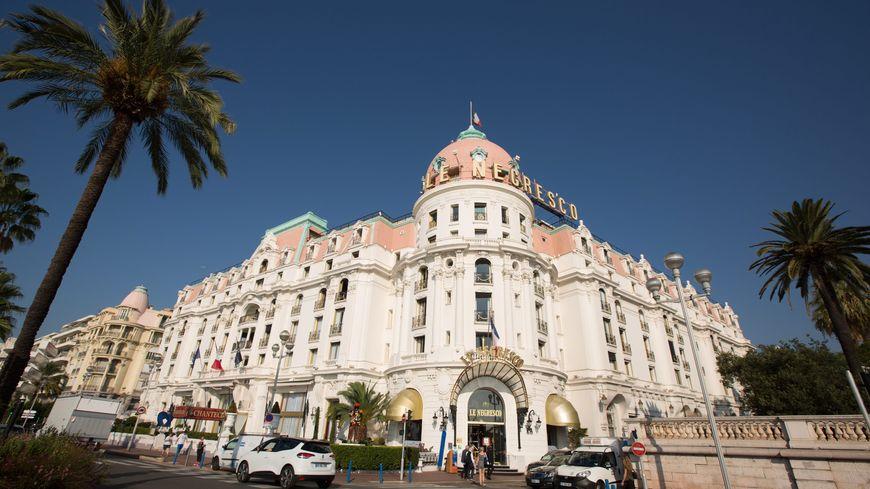 L'hôtel Negresco à Nice