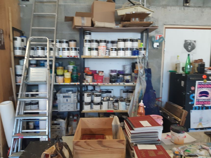 Atelier fabrication de fanzines à Poitiers
