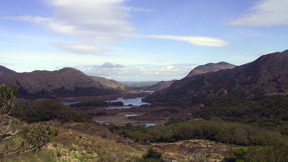 Lacs de Killarney, dans l'ouest de l'Ireland