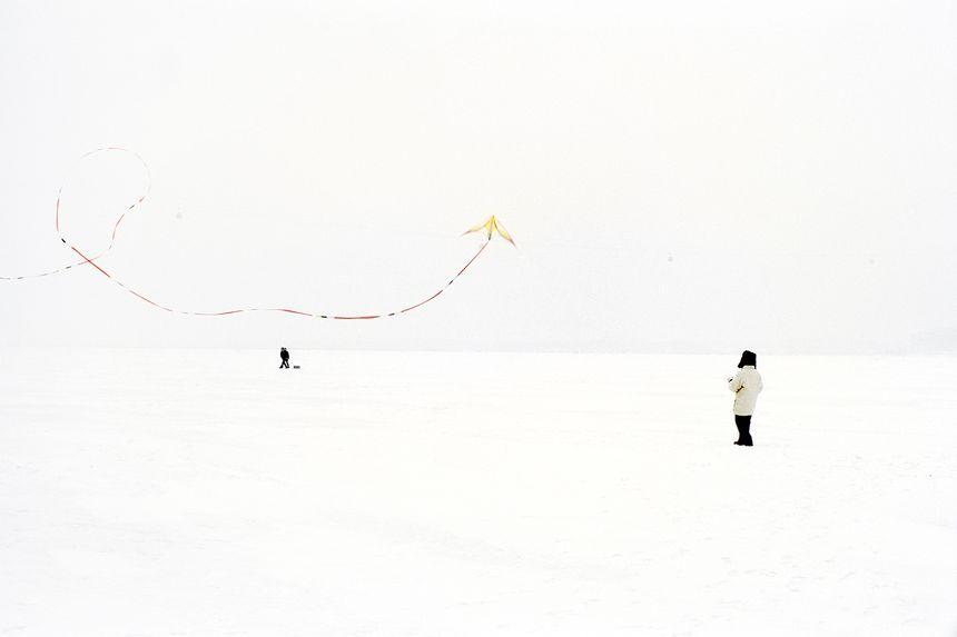 """""""Conte d'hiver"""" Série de photos de Catherine Henriette"""