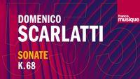 Scarlatti : Sonate pour clavecin en mi bémol Majeur K 68 L 114, par Luca Guglielmi