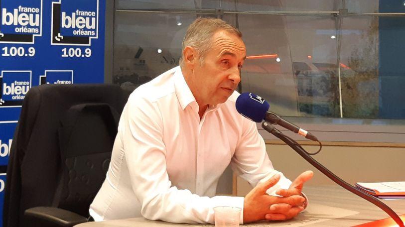 Le président Philippe Boutron (US Orléans)