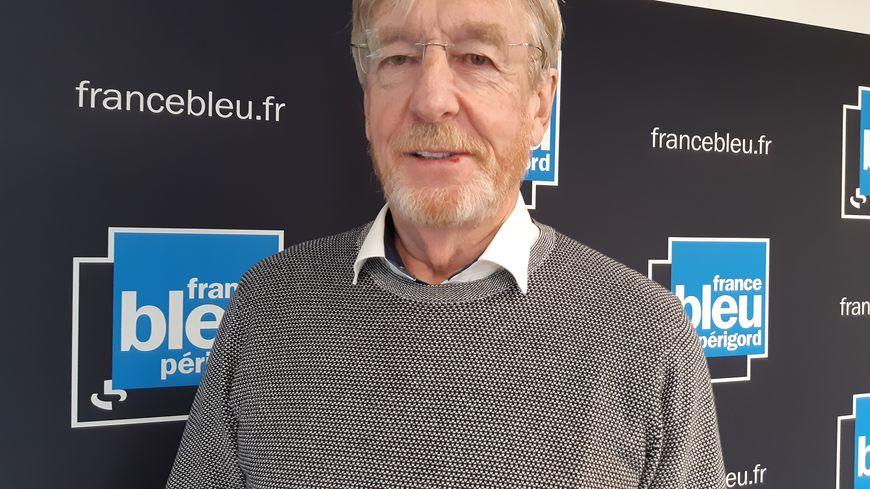 Roger Haigh, fondateur du réseau FBN
