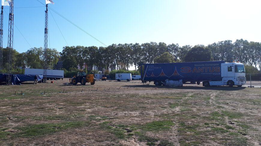 Le 3ème festival International du cirque en Val de Loire s'installe à Tours